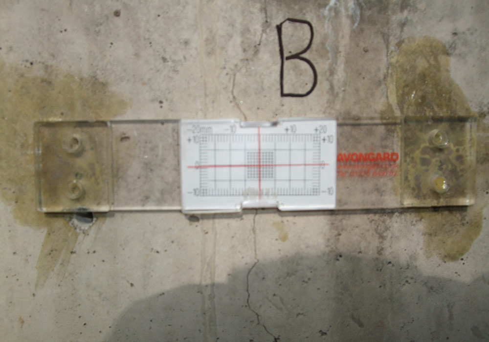 survey and testing concrete repair consulting engineering equipped