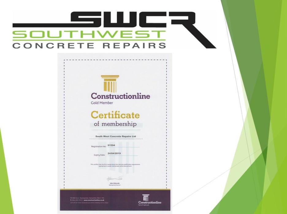 SWCR Construction Line
