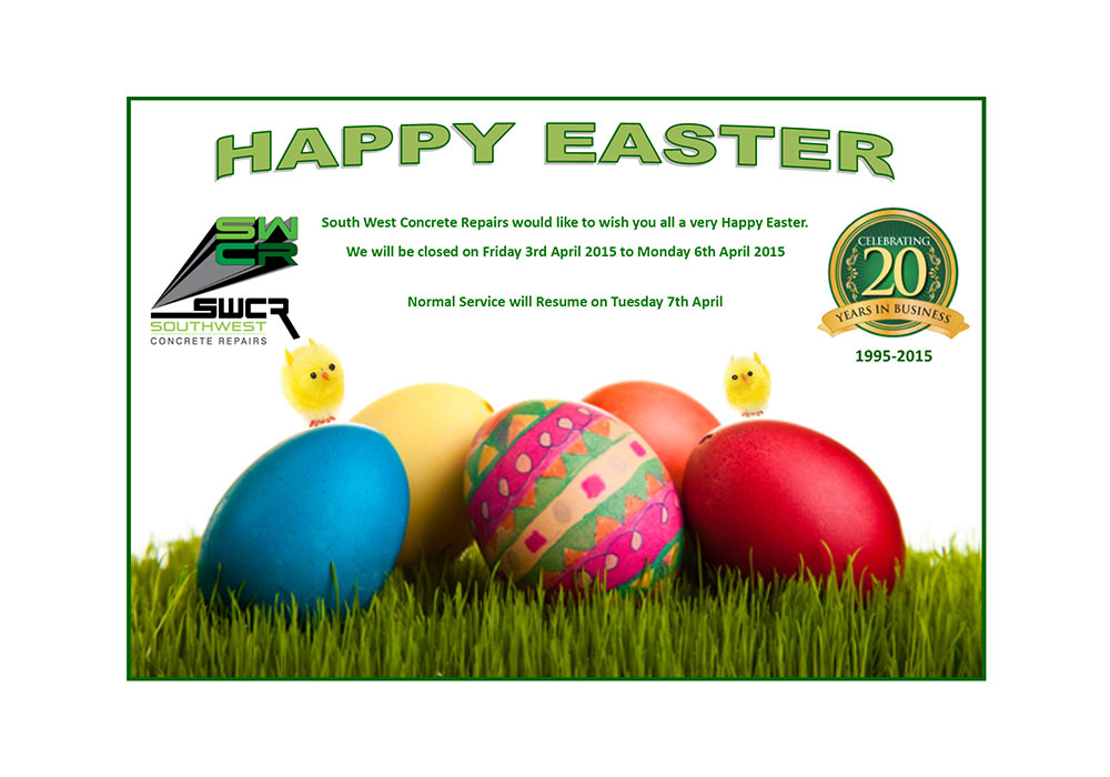 SWCR easter