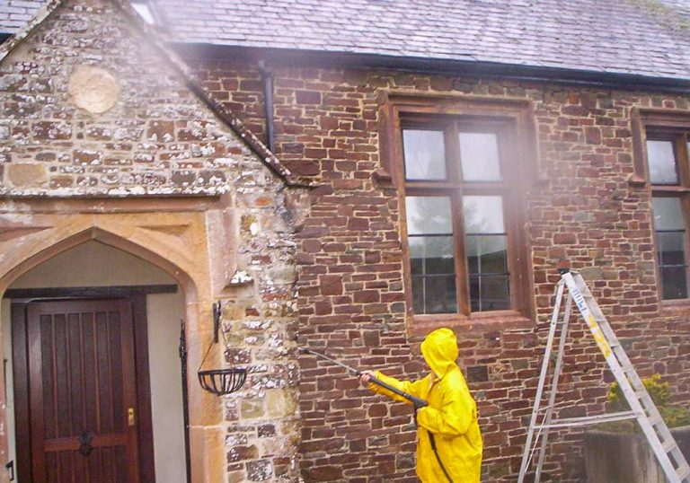powerwashing concrete repairs preparation specialist cleaning