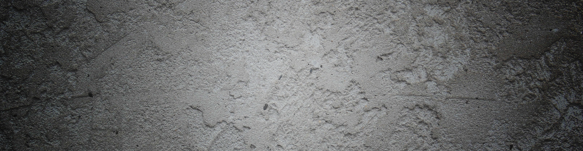 Concrete banner