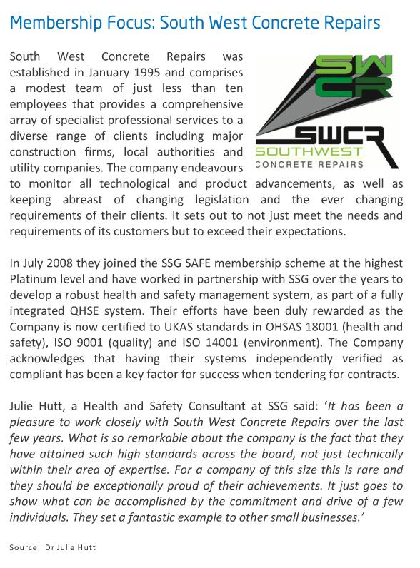SWCR News